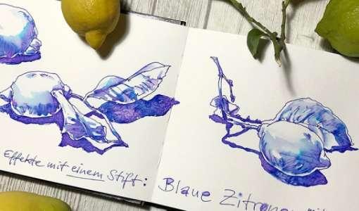 Einführung Sketching: Knackiges Obst und junges Gemüse